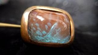 カボションサフィレット(saphiret glass)
