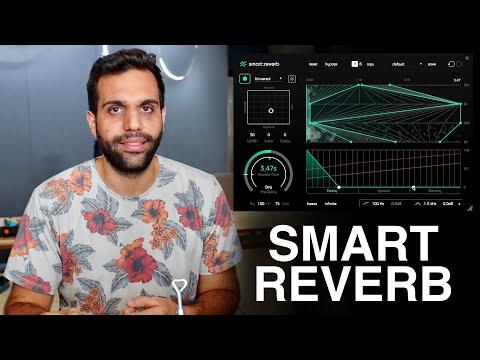 Smart Reverb - AMAZING AI CONTROLLED REVERB PLUGIN