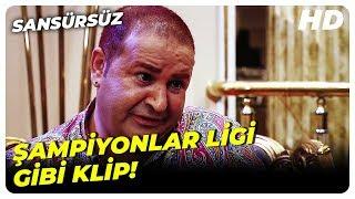 Şafak Sezer'in En Komik Sahneleri | Türk Komedi Filmleri