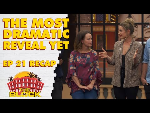 Episode 21 Recap: Most Dramatic Room Reveals Yet | The Block 2019