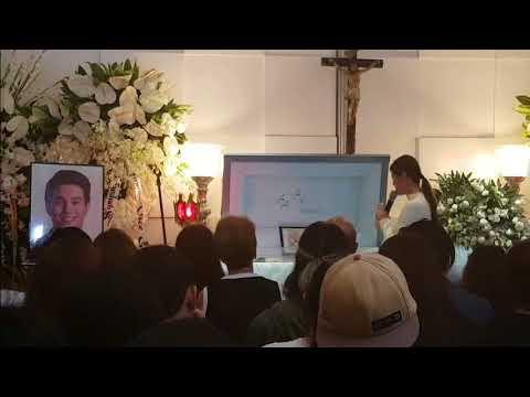 Download Youtube: Girlfriend ni Franco Na si Janica Nag alay ng Awit sa Huling Gabi ng Lamay ng Kanyang BF