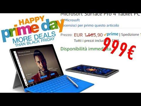 Le migliori offerte dell'Amazon Prime Day 2017