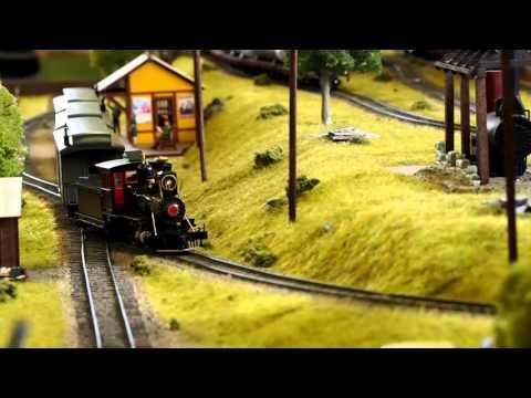 N&SNGM La Garita Hills Railroad