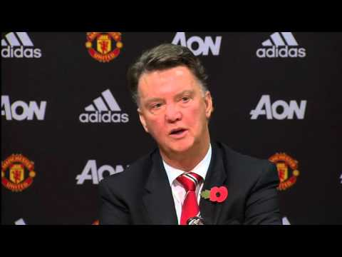 LVG questions Tony Pulis' strategy post Man United 2 - West Brom 0