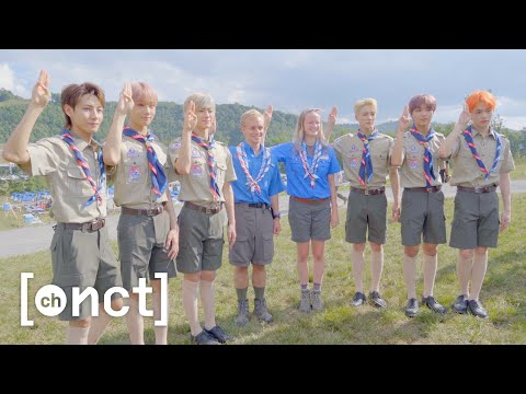 [N'-114] We Gon' Light It Up! 🌟 NCT DREAM In 24th World Scout Jamboree