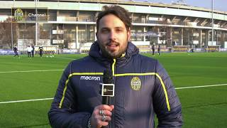 Hellas Verona F.C. Camp Highlights