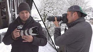 Sony A99ii vs Nikon D5 - The new A99ii Shocks us!