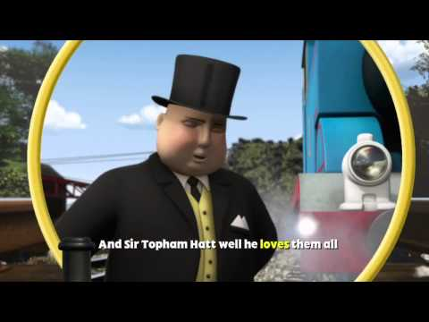Thomas & Friends  The Sir Topham Hatt Karaoke Song