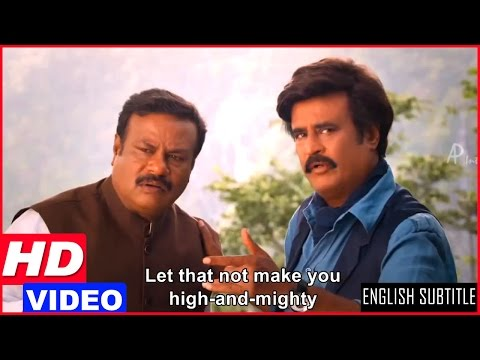 Lingaa Tamil Movie Scenes HD | Sonakshi Sinha gets employed by Rajinikanth | KS Ravikumar
