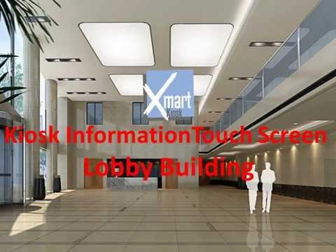 Kiosk Lobby Building (PT.AstraTec Asia 0878 0945 0937)