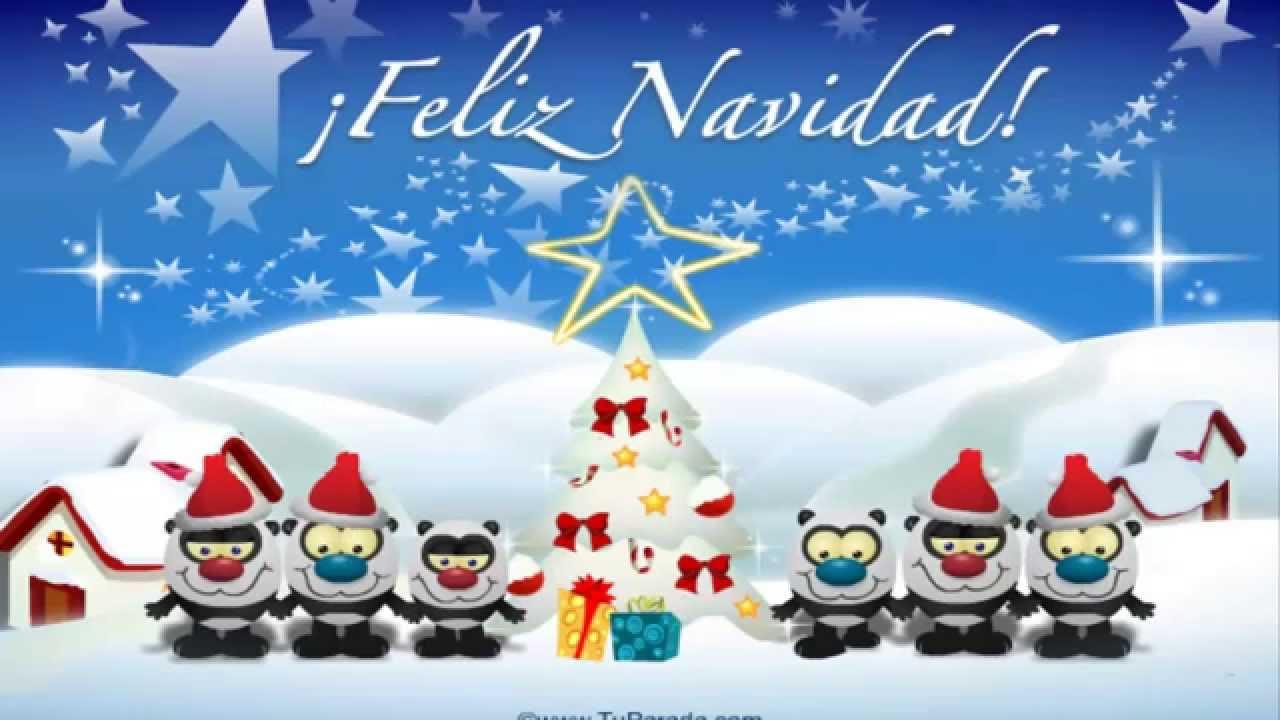Postales de navidad originales hechas por ti deseos de - Targetas de navidad originales ...