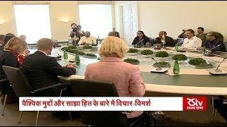 India Estonia Reiterate Resolve To Combat Terrorism
