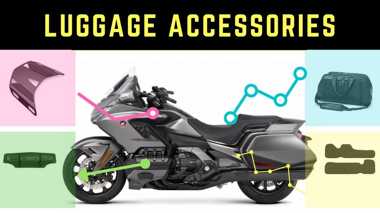 2018 HONDA GOLDWING LUGGAGE ACCESSORIES