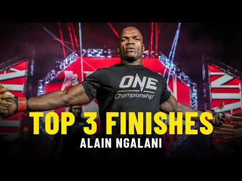 Alain Ngalani's Top 3 Finishes