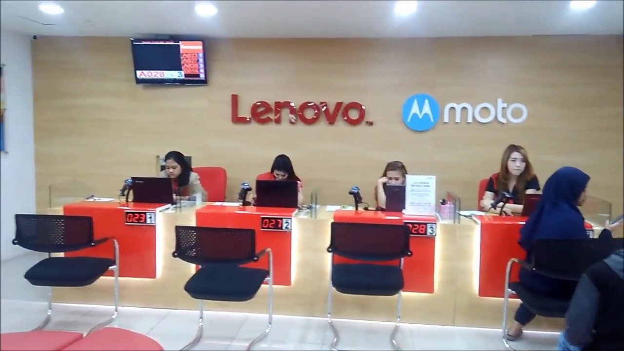 Service Center Lenovo Dan Moto Bandung Youtube