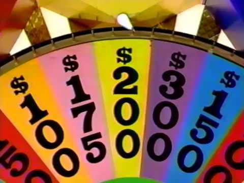 Maureen Wheel Of Fortune 1991