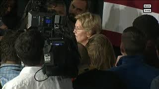 Warren Dodges the Middle Class Tax Question Again