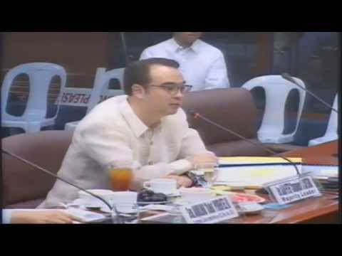 April 16, 2015 Binay Corruption Probe Blue Ribbon Committee on P.S. Res. Nos. 826 | 1114 4/4