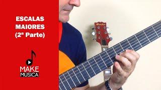Baixar Emerson Gonçalves | Make Música | Escalas Maiores (Parte 2)