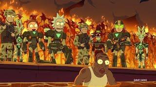 Rick & Morty's Thanksploitation Spectacular Season 5 Episode 6