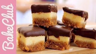 Cheesecake Bites (Käsekuchen-Häppchen) | BakeClub