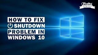Cara Ampuh Mengatasi Tidak Bisa Shutdown Windows 10