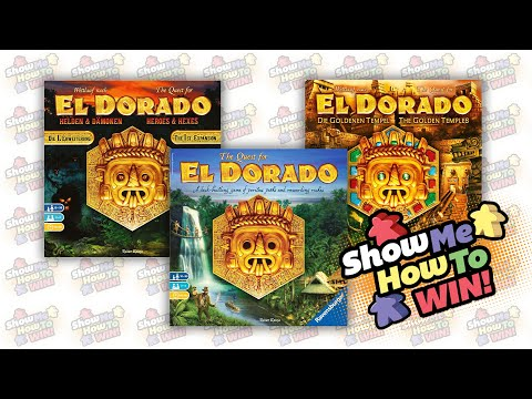 The Quest for El Dorado Strategy Tips with Mike Flynn