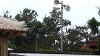 平成21年8月台風8号