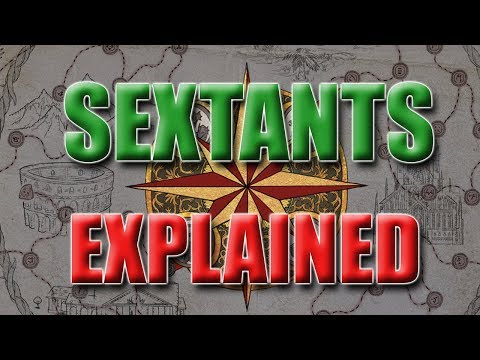 Sextants and Sextant mods EXPLAINED!