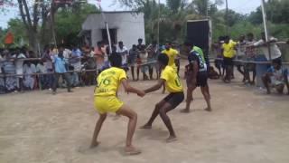 Rethinakottai vs maruthappa kabaddi match part#2