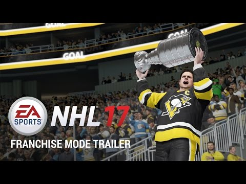 NHL 17 | Franchise Mode | Xbox One, PS4