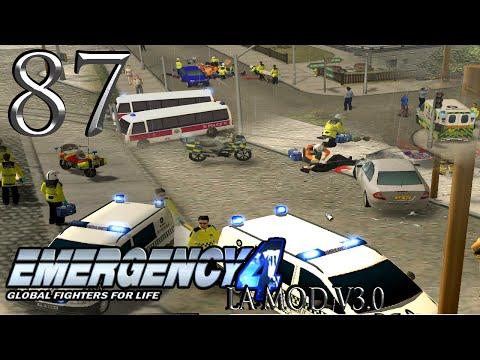 Emergency 4| Episode 87| Hong Kong Mod Beta V 2.0