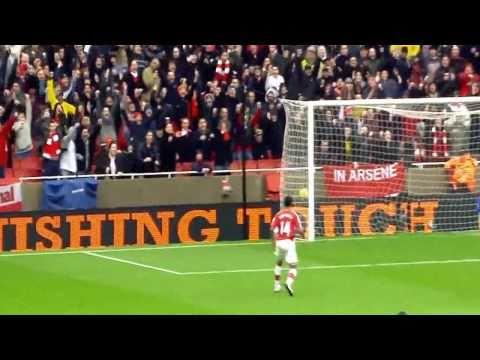 Samir Nasri At Arsenal 2008/10
