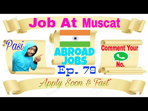 New abroad Job at Muscat For Freshers Apply soon From Our Mgrowth Marketing Pvt Ltd Jobs Agency 2017