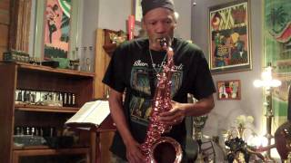 Charles Neville plays Super 400 and a Black Mambo