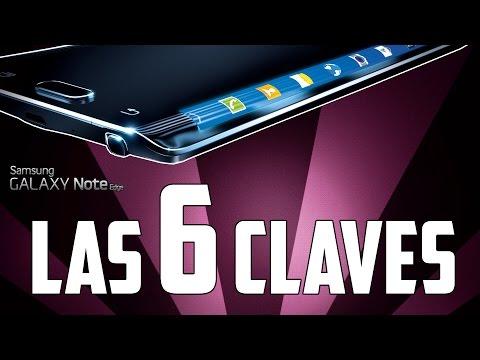 Las 6 claves del Samsung Galaxy Note Edge