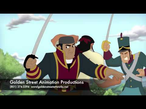 Golden Street Animation Productions (anim reel 2010)