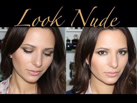 Look Nude - Ojos más grandes
