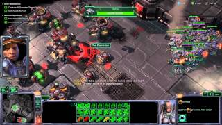 Let's play Starcraft 2 Wings of Liberty campaign Part 51