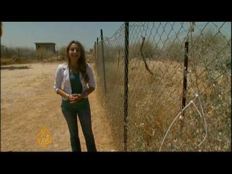 Israeli boy campaigns against border mines