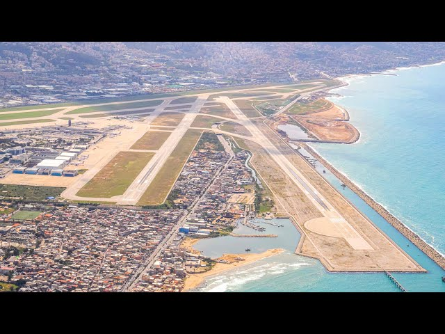 Flying Over Lebanon from Beirut to Tripoli and Back: Preparing the Plane, Enjoying Beautiful Lebanon