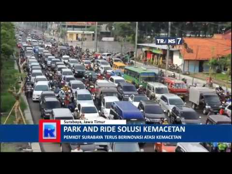 Park & Ride Solusi Kemacetan di Surabaya Mp3