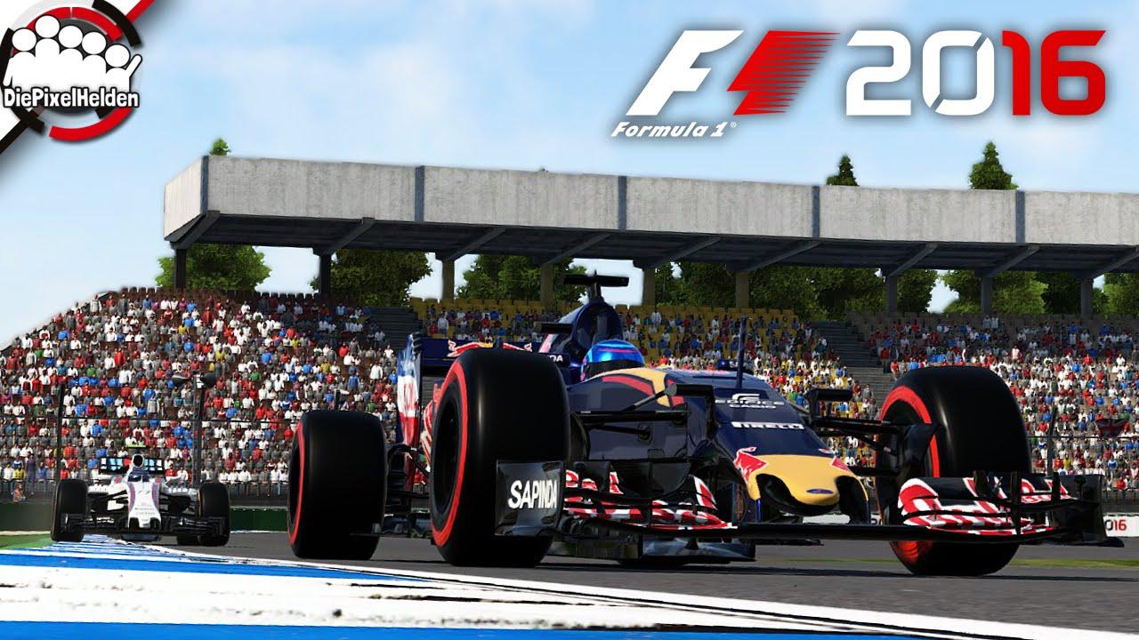 F1 Das Rennen