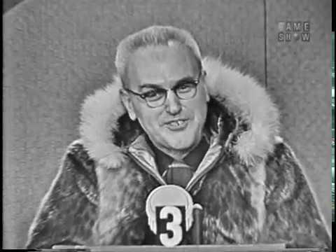 To Tell the Truth - Ham radio operator/lifesaver; Priest/dentist/rescuer (Dec 24, 1959)