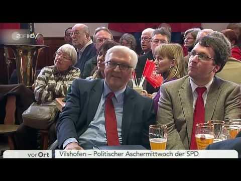 Dietmar Wischmeyer bastelt das SPD Kompetenz Team 2013 zusammen in der Heute Show 31.05.20