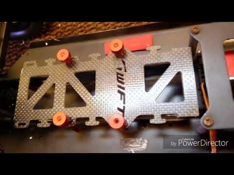 MRC Twin brushless 1/7 MT RC #MSUK