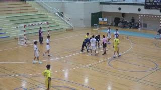 HVヘラス VS 香川中央 (POOL B)