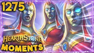 The DUMBEST TOMBS OF TERROR BOSS EVER | Hearthstone Daily Moments Ep.1275