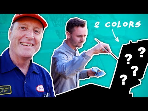 2 COLOR CHALLENGE - Painting With James Gurney