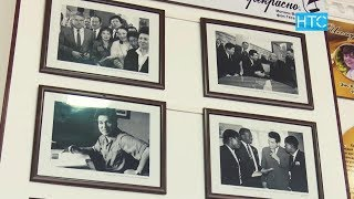 Чынгыз Айтматов - человек мира. Открытие музея в Бишкеке / УтроLive НТС